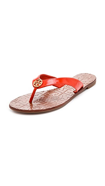 Tory Burch Alora Flat Thong Sandals