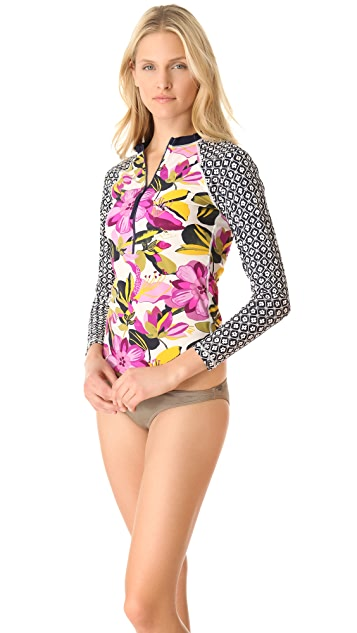 Tory Burch Catarina Surf Shirt