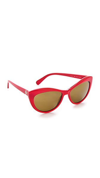 Tory Burch Oversized Cat Eye Sunglasses Shopbop