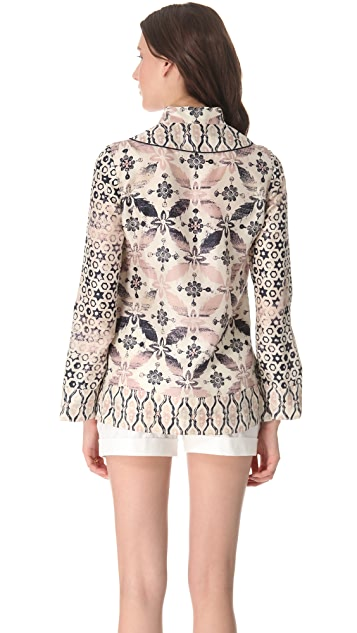 Tory Burch Daria Tunic