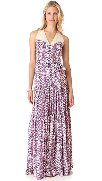 Tory Burch Logan Maxi Dress