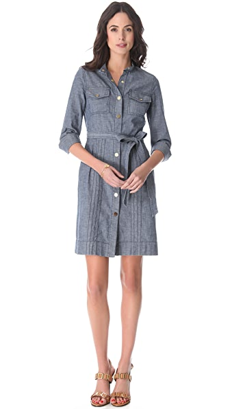 Tory Burch Cora Denim Dress
