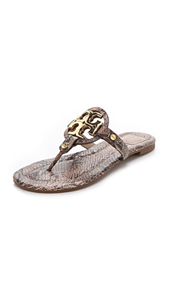 Tory Burch Miller Flat Sandals