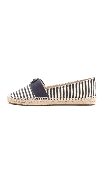 Tory Burch Beacher Espadrille Flats