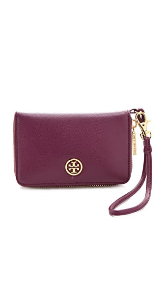 Tory Burch Robinson Smartphone Wallet