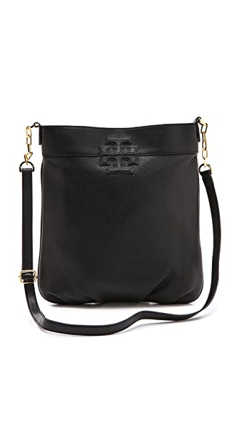 Tory Burch Stacked T Book Bag