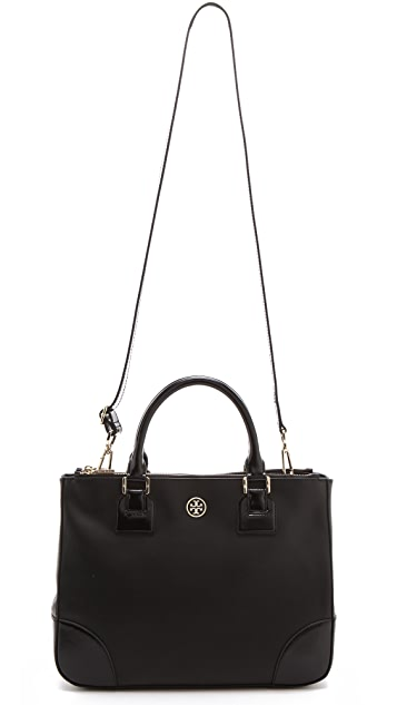 Tory Burch Robinson Double Zip Tote