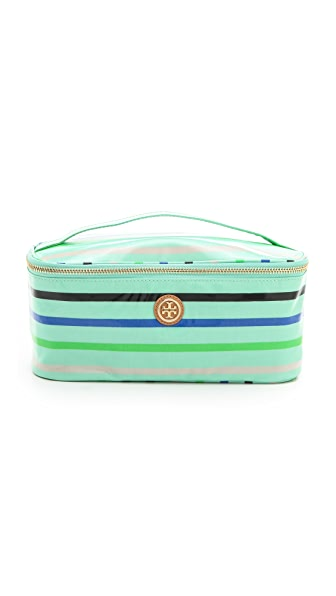 Tory Burch Elongated Train Case