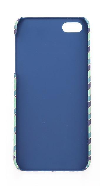 Tory Burch T-Zag Hardshell iPhone 5 Case