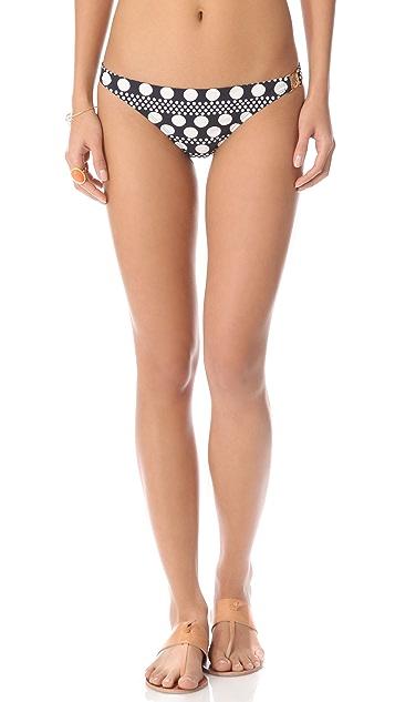 Tory Burch Darby Paloma Bikini Bottoms