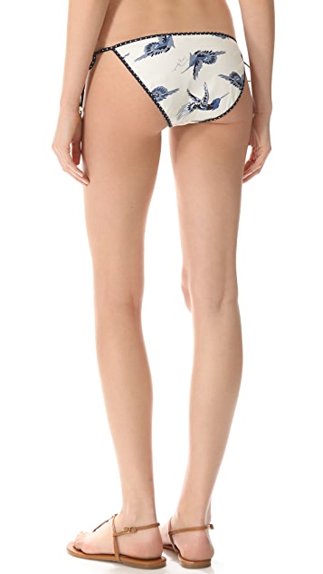 Tory Burch Montecito Reversible Bikini Bottoms