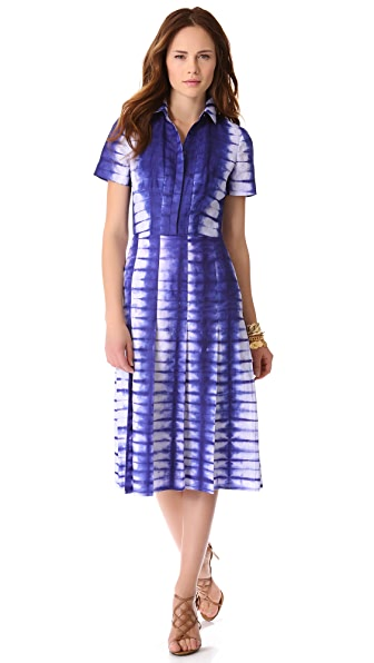 Tory Burch Jasmyn Tie Dye Dress