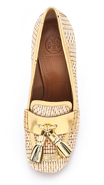 Tory Burch Careen Loafer Pumps
