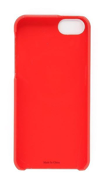 Tory Burch Logo Lattice iPhone 5 Case