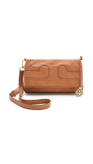 Tory Burch Amalie Fold Over Messenger Bag