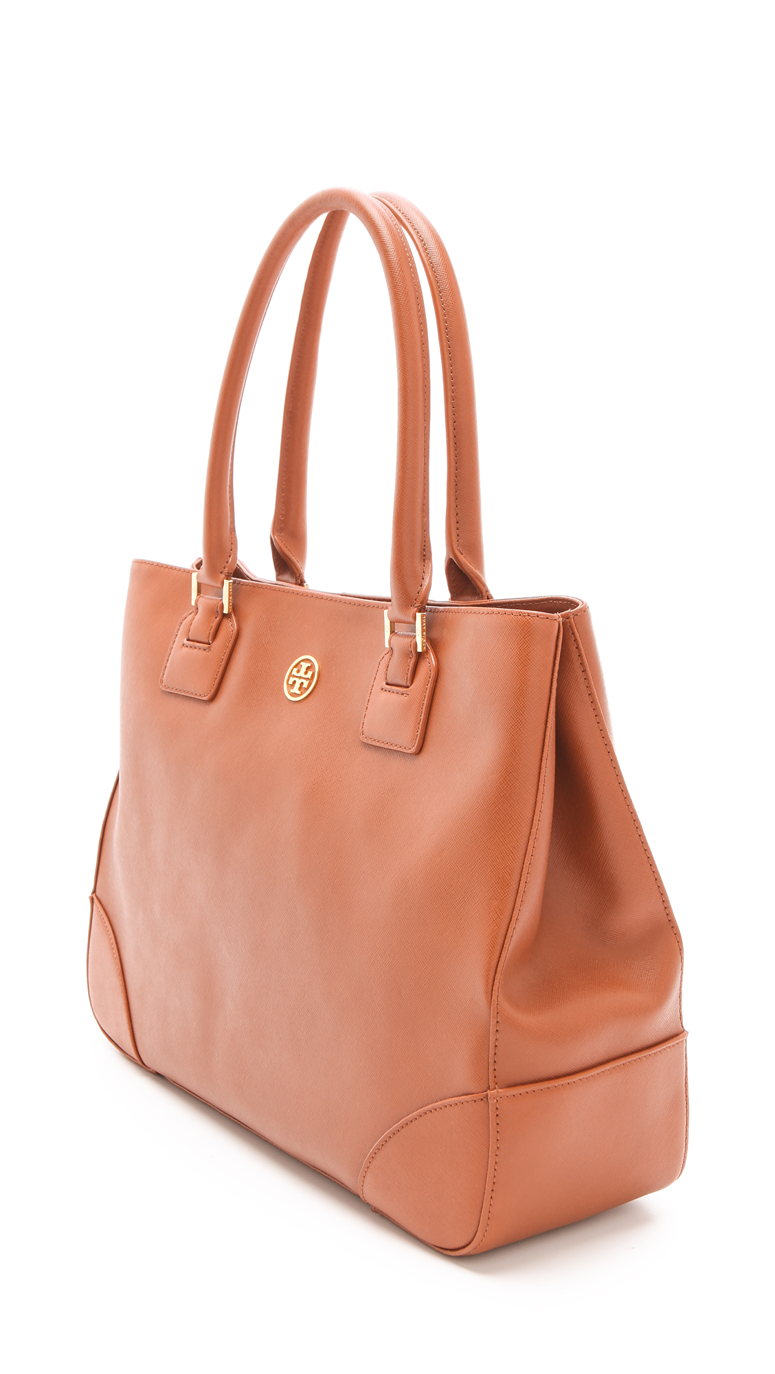 d58ce3ff887a Tory Burch Robinson East West Tote