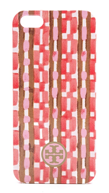 Tory Burch Painted Link iPhone 5 Case