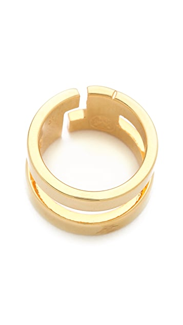 Tory Burch Tripp Metal Ring