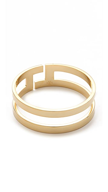 Tory Burch Tripp Metal Bangle