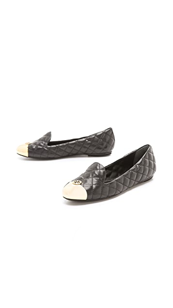 Tory Burch Kaitlin Smoking Slippers