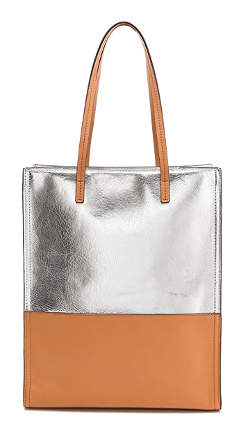 Tory Burch Viva North / South Tote