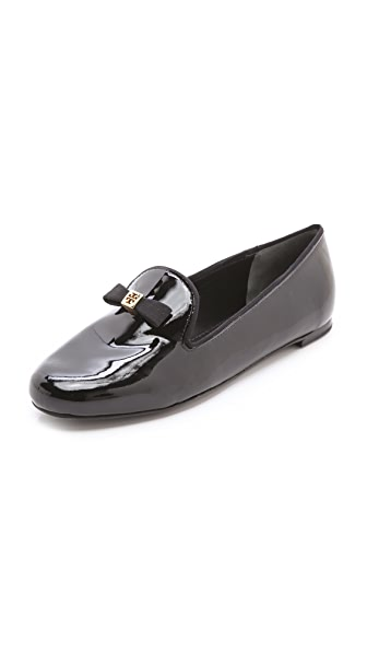 Tory Burch Blake Smoking Slippers
