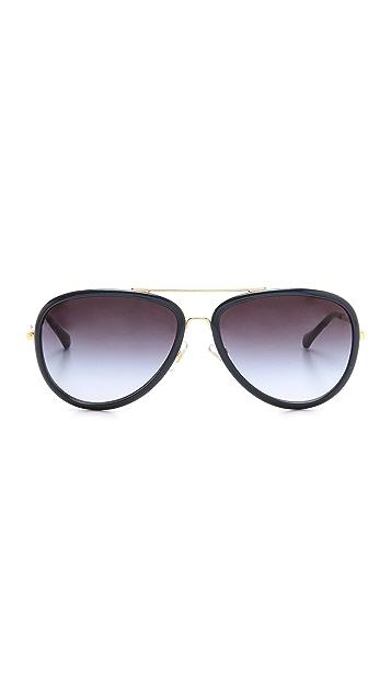Tory Burch Classic Sunglasses