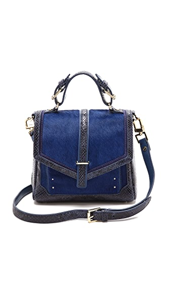 Tory Burch 797 Nano Haircalf Satchel