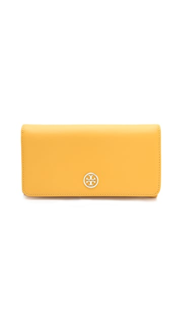 Tory Burch Robinson Envelope Wallet