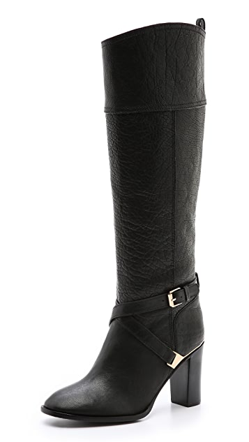 Tory Burch Livingston Riding Boots