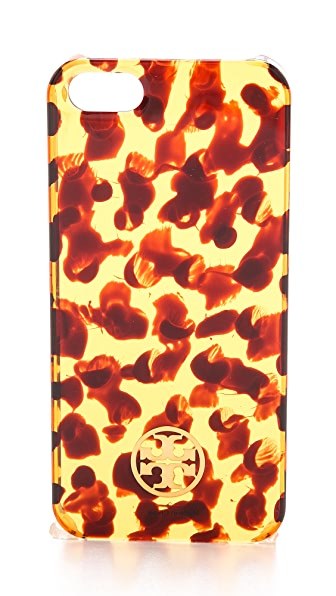 Tory Burch Tortoise Hardshell iPhone 5 Case