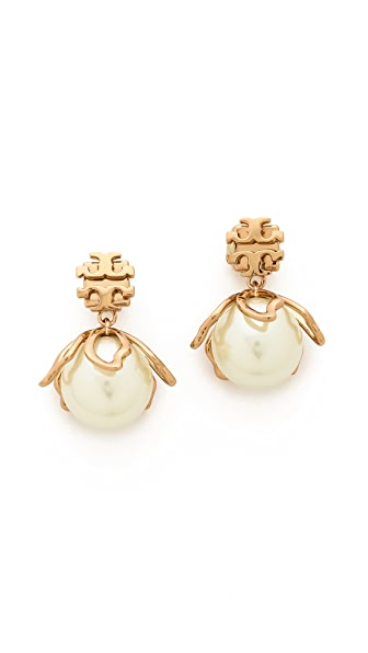 Tory Burch Emma Drop Earrings
