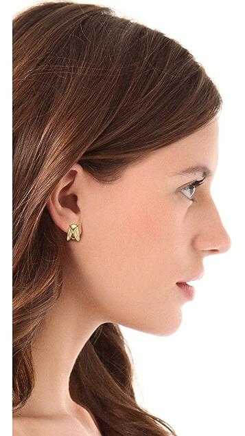 Tory Burch Moser Post Earrings