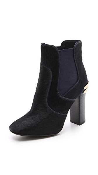 Tory Burch Theodora Haircalf Booties