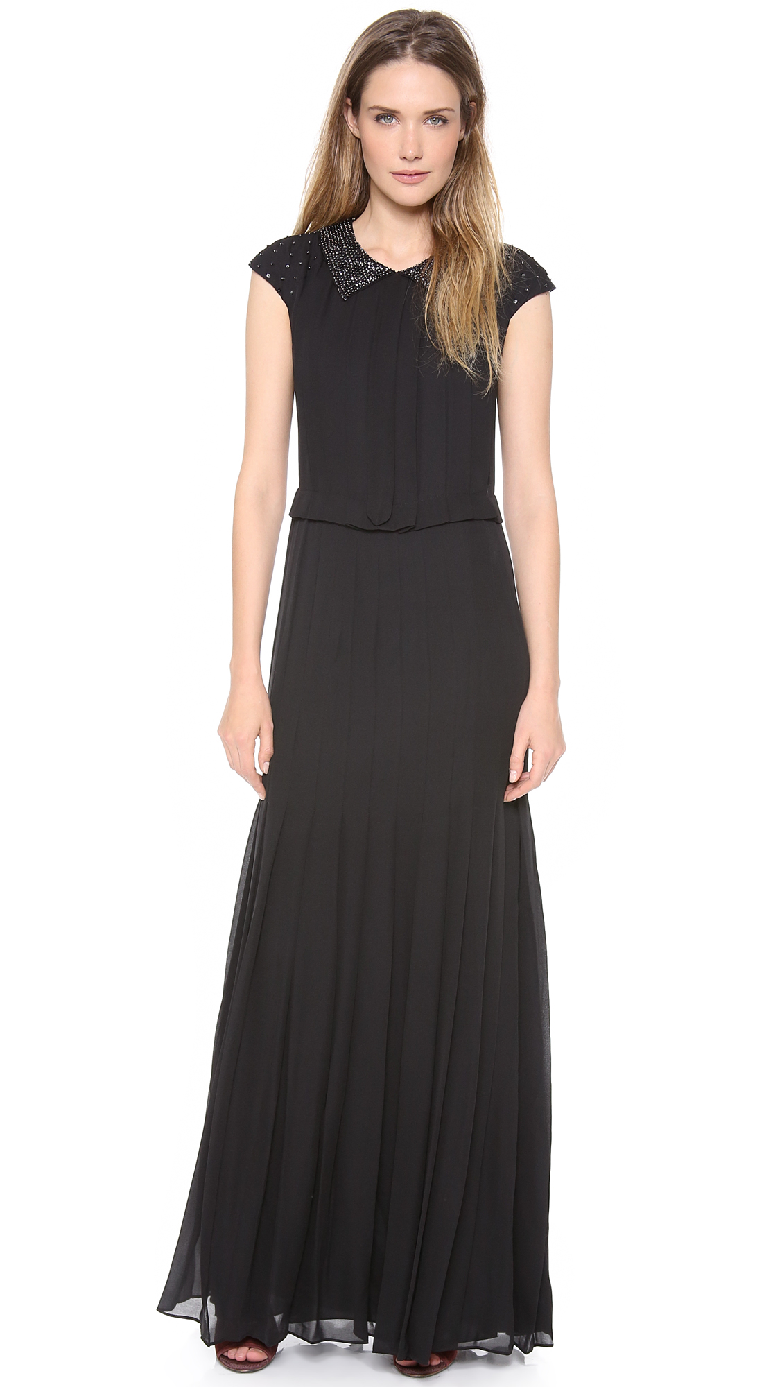 Tory Burch Tatum Maxi Dress | SHOPBOP