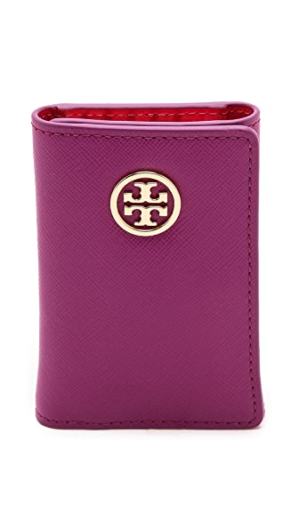 Tory Burch Robinson Foldable Key Case