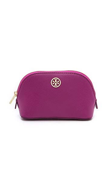 Tory Burch Robinson Small Make-up Bag