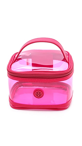 Tory Burch Lizzie Mini Train Case