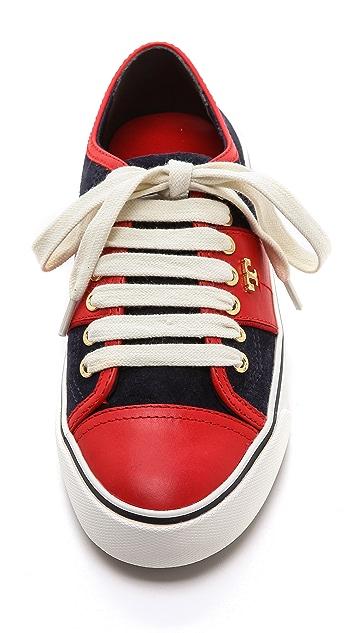Tory Burch Churchill Sneakers