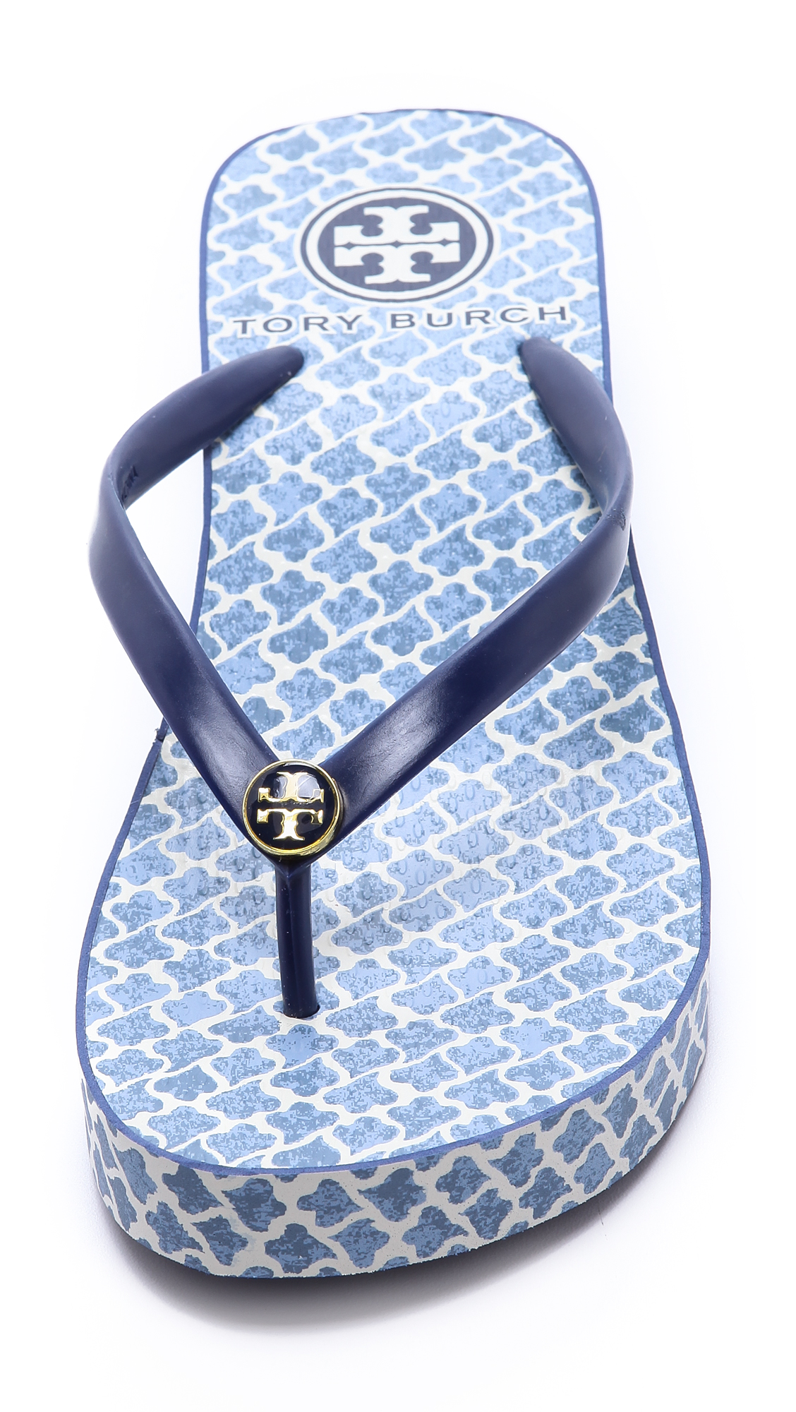 - Tory Burch Thandie Wedge Flip Flops SHOPBOP