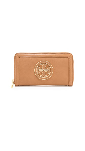 Tory Burch Amanda Zip Continental Wallet