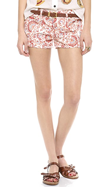 Tory Burch Avery Shorts