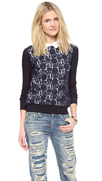 Tory Burch Sandy Sweater