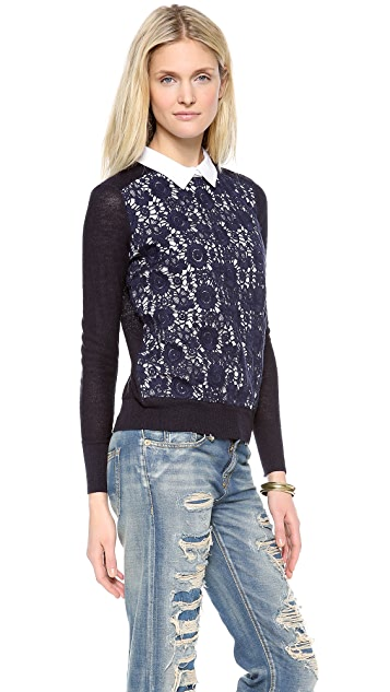 Tory Burch Sandy Sweater