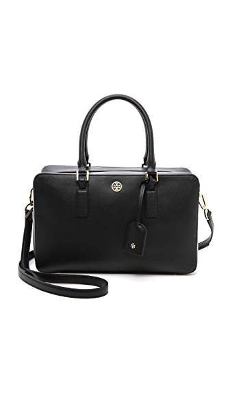 Tory Burch Robinson Square Satchel