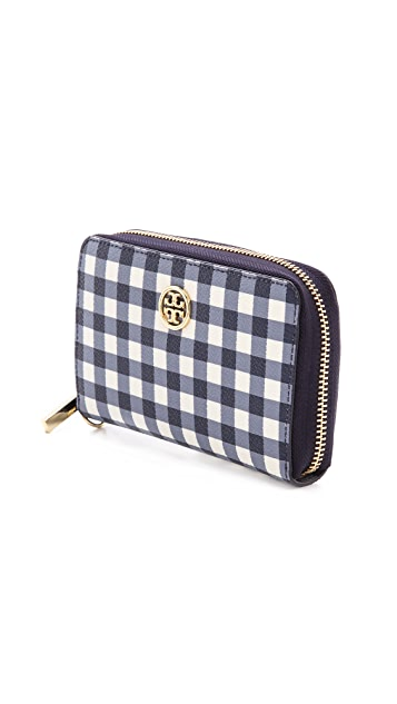 Tory Burch Robinson Printed Smartphone Wristlet