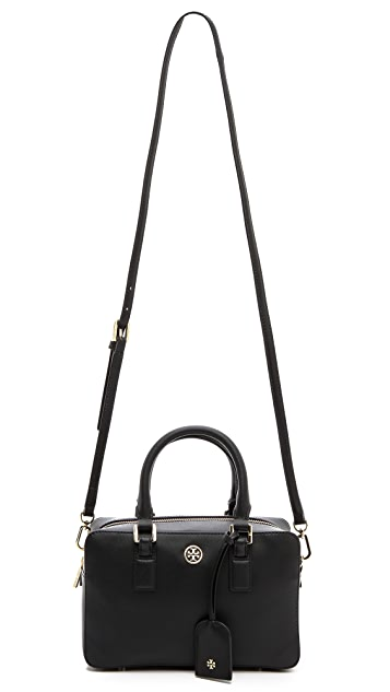 Tory Burch Robinson Mini Square Satchel