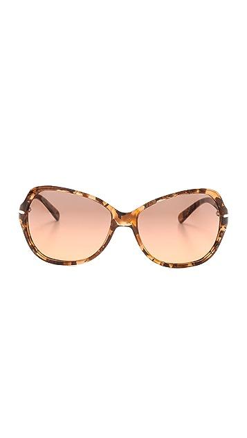 Tory Burch Classic Gradient Sunglasses