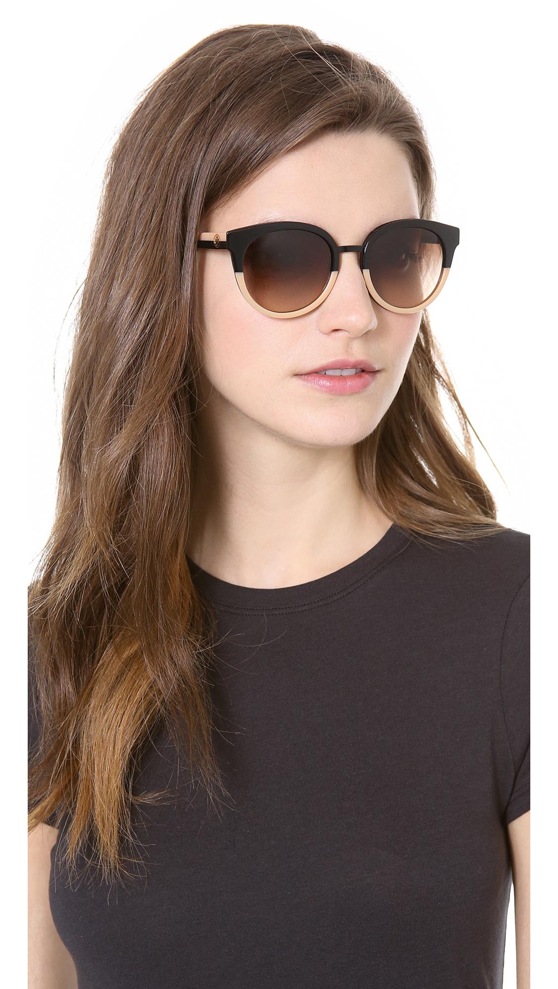 0aa3aacba4d0 Tory Burch Eclectic Sunglasses