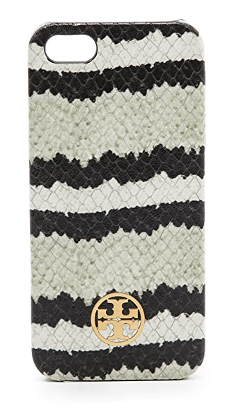 Tory Burch Stripe Snake iPhone 5 / 5S Case